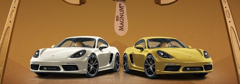Magnum Porsche çekilişi 2018 Sonucu Kampanya Havuzu