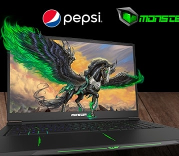 Pizza Lazza Monster Laptop Çekilişi