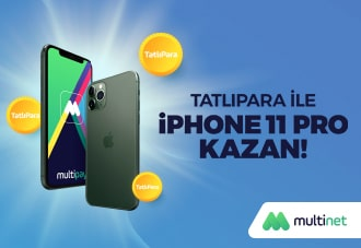 Multinet iPhone 11 Çekilişi